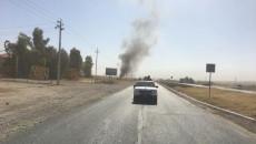 اعتقال رافع راية داعش على أحد مساجد التون كوبري