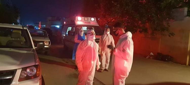 خلال الايام الماضية..<br> تفاصيل اصابة 18 شخصاً بكورونا بعد حضورهم مراسم عزاء في كركوك