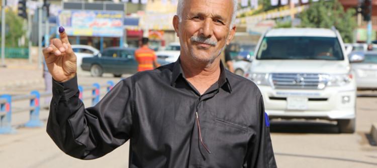 اعادة حق التصويت لـ 65 الف ناخبا كورديا في كركوك