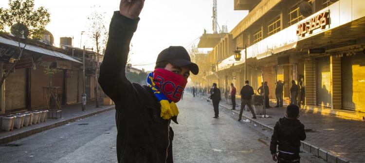 Bağdat kaynar ve Erbil sessizdir