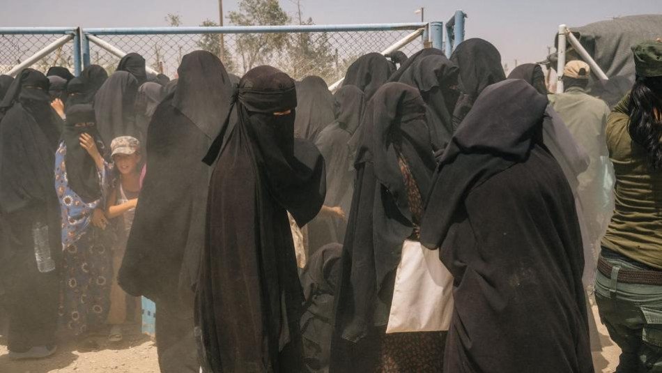 بهغداد: هۆل یان عومله<br>چارهنوسی ژن و منداڵانی داعش یهكلادهكاتهوه