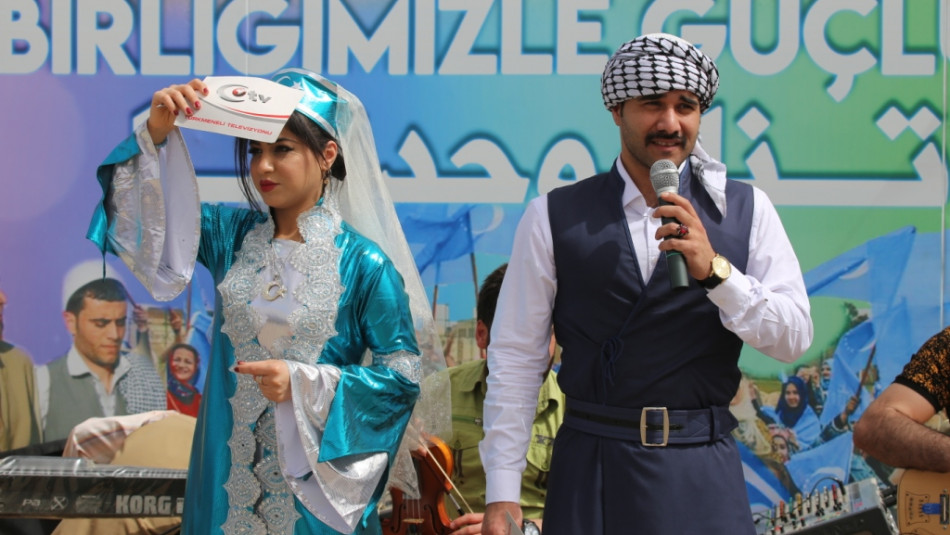 Türkmenler mutlu; Olayları resmi olarak Kürdistan parlamentosunda açıklandı