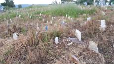 Kimsesizlerin mezarlığı<br> Kimlikleri hiç bilinmeyen kadınlar için bir mezarlık