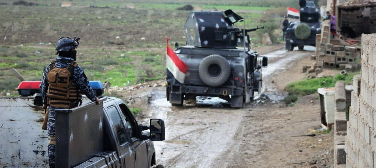 Iraqi federal police dispatch more reinforcements to Kirkuk