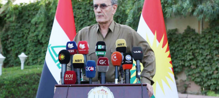 Necmeddin Kerim (KirkukNow)'e:<br> En erken fırsatta Kürdistan Bölgesi'ne geri döneceğim
