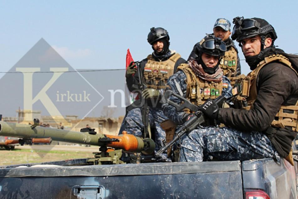 Kerkük'teki güvenlik kaynakları: 2 Deaş militanı öldürüldü