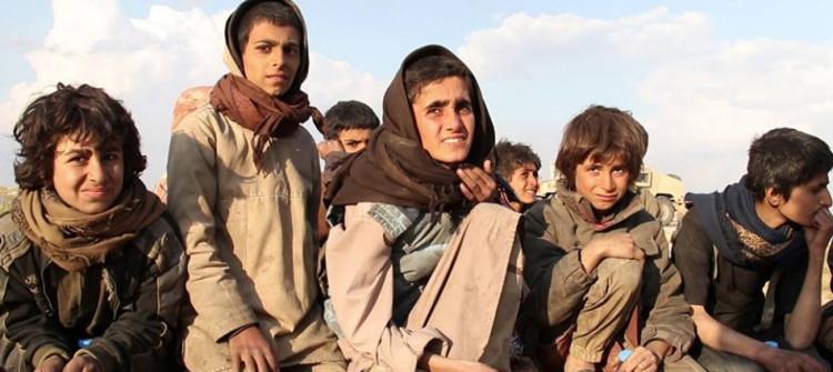 Mazin ve arkadaşlarının hikayesi, Bagoz'dan Sincar'a kaçışları