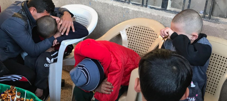 """تحرير أربعة أطفال تركمان من تلعفر كانوا مخطتفين لدى """"داعش"""""""