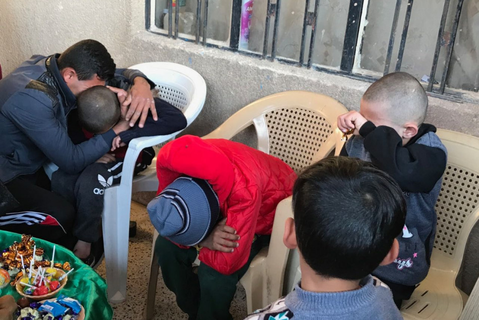 Four Turkmen children freed from Islamic State captivity