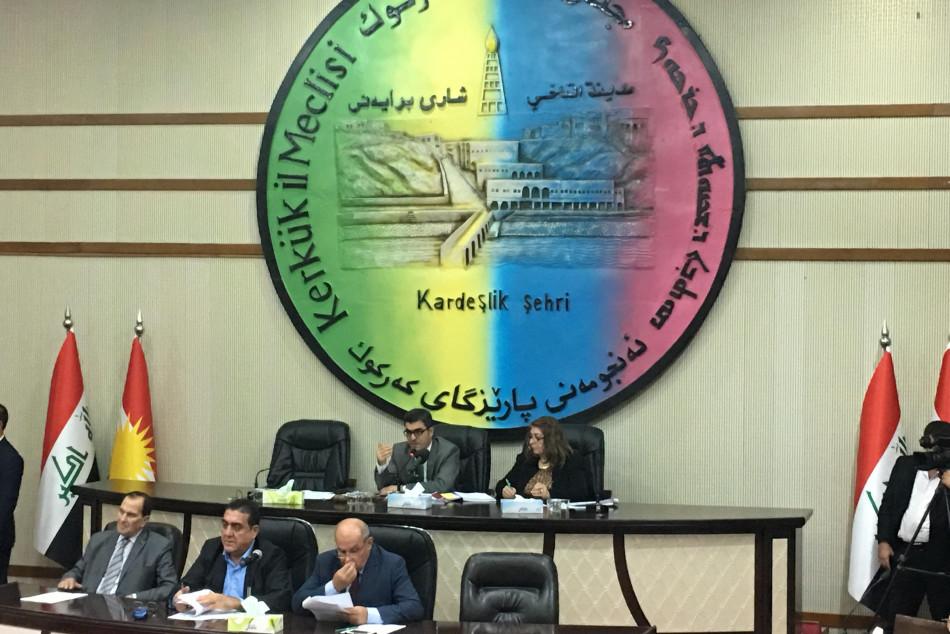 No timeframe set for appointment of new Kirkuk governor in PUK-KDP recent agreement