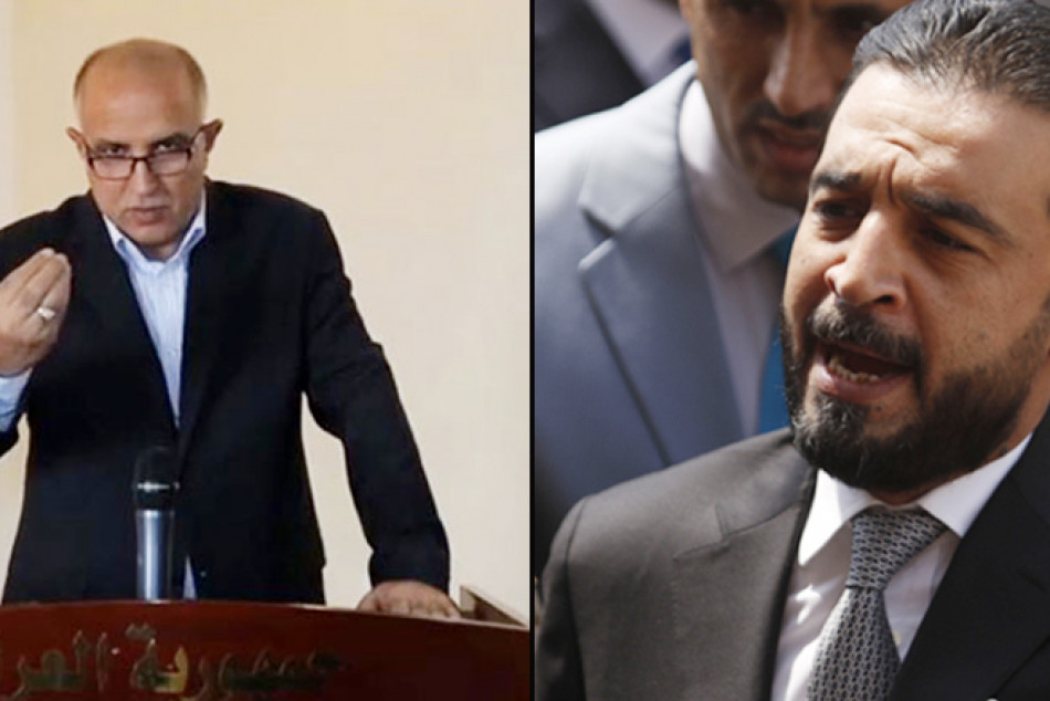 Ninewa governor accuses Iraqi parliament speaker of overstepping his powers