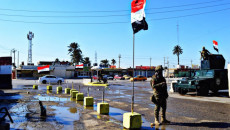 Iraqi PMF clash with a rapid response force in Duz Khurmatu
