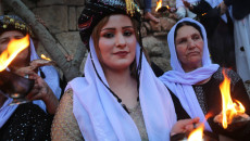 """تجدد الارض وبداية الحياة<br> """"الاربعاء الاحمر"""" اليوم المقدس عند الايزيديين"""