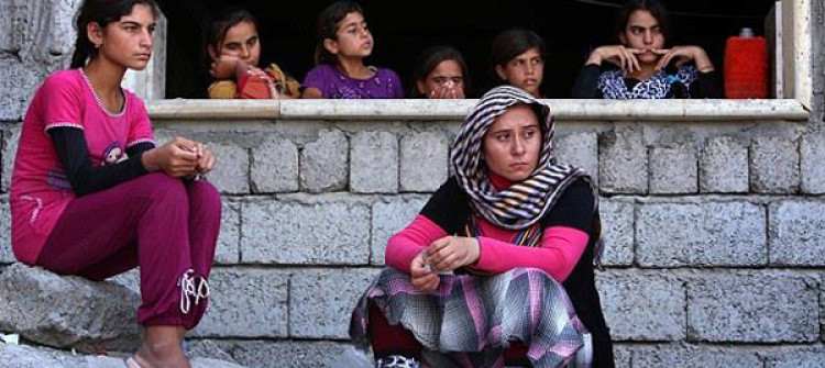 Call for support of Yazidi Women and their Children