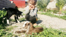 A four-year-old profoundly deaf girl gone missing in Khanaqin
