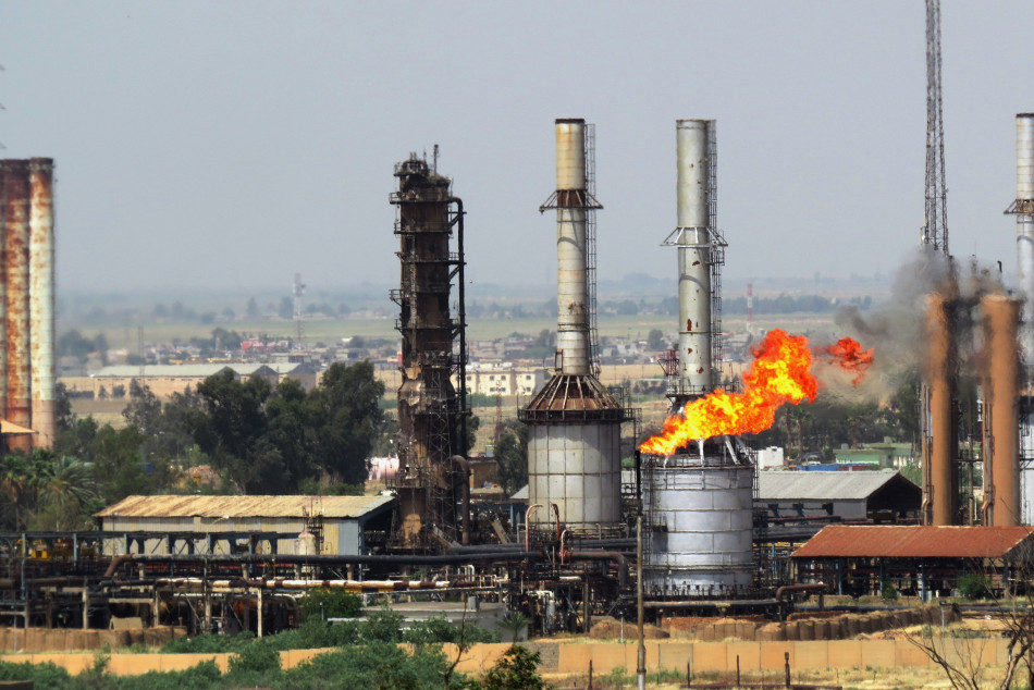 Iraqi oil ministry plans to increase Kirkuk oil output to 1 million bpd