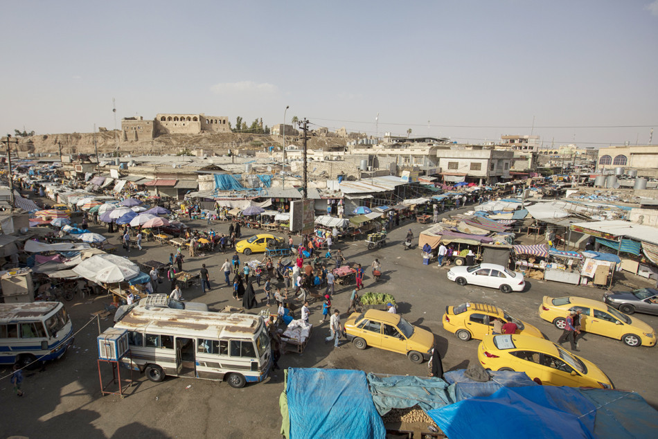 Kirkuk moves towards cheaper environmentally-friendly transportation